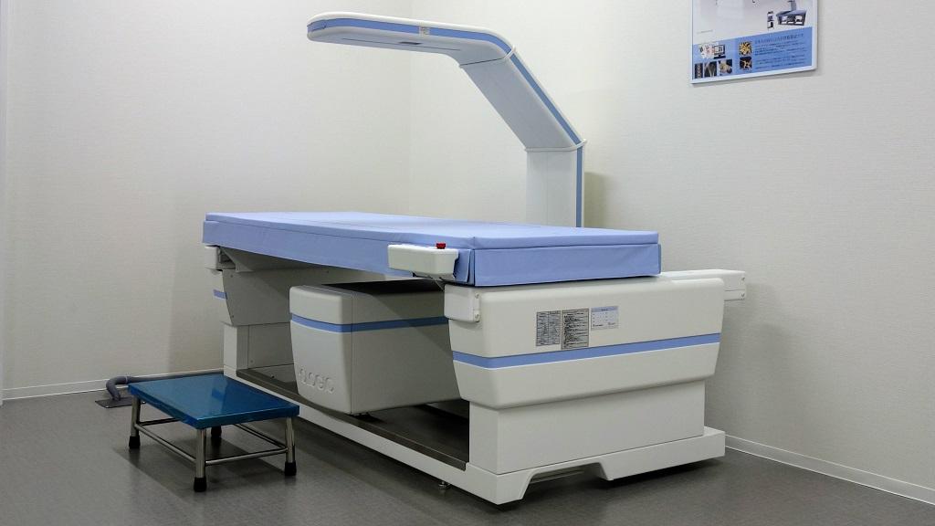 いしぐろクリニック 医療機器